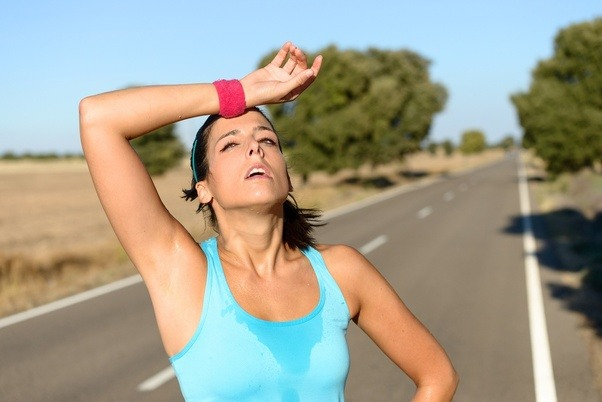 Sweat Is Mostly Water and Trace Minerals. Toxins? Hardly