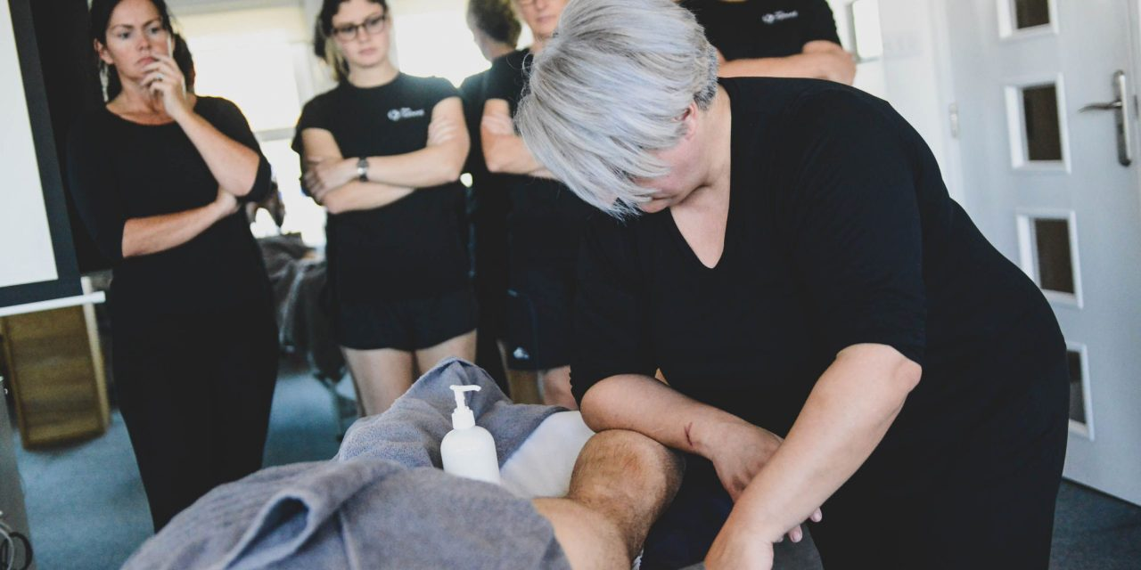 Top Continuing Education for Massage Therapy in U.K.