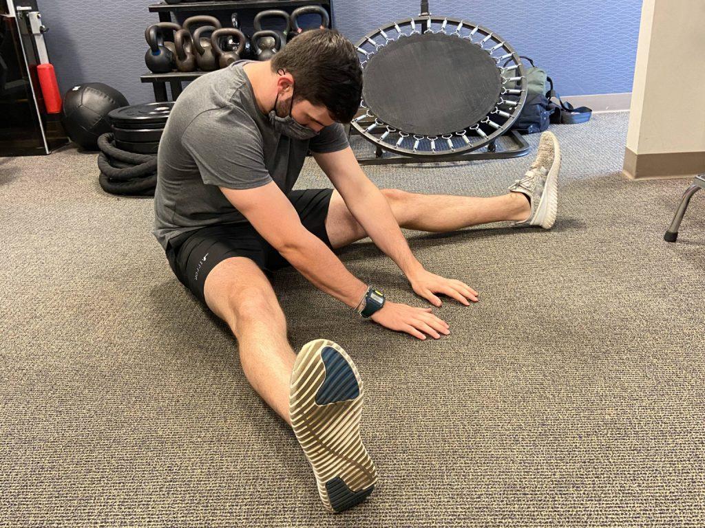 hyperbolic stretching, splits