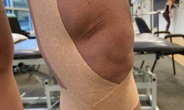 How to Apply Kinesio Tape to Your Knee and Does Taping Really Work? (2021)